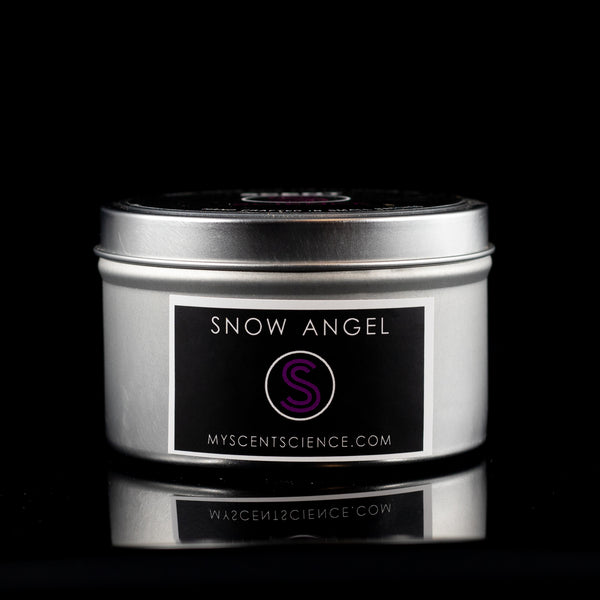Snow Angel Tin