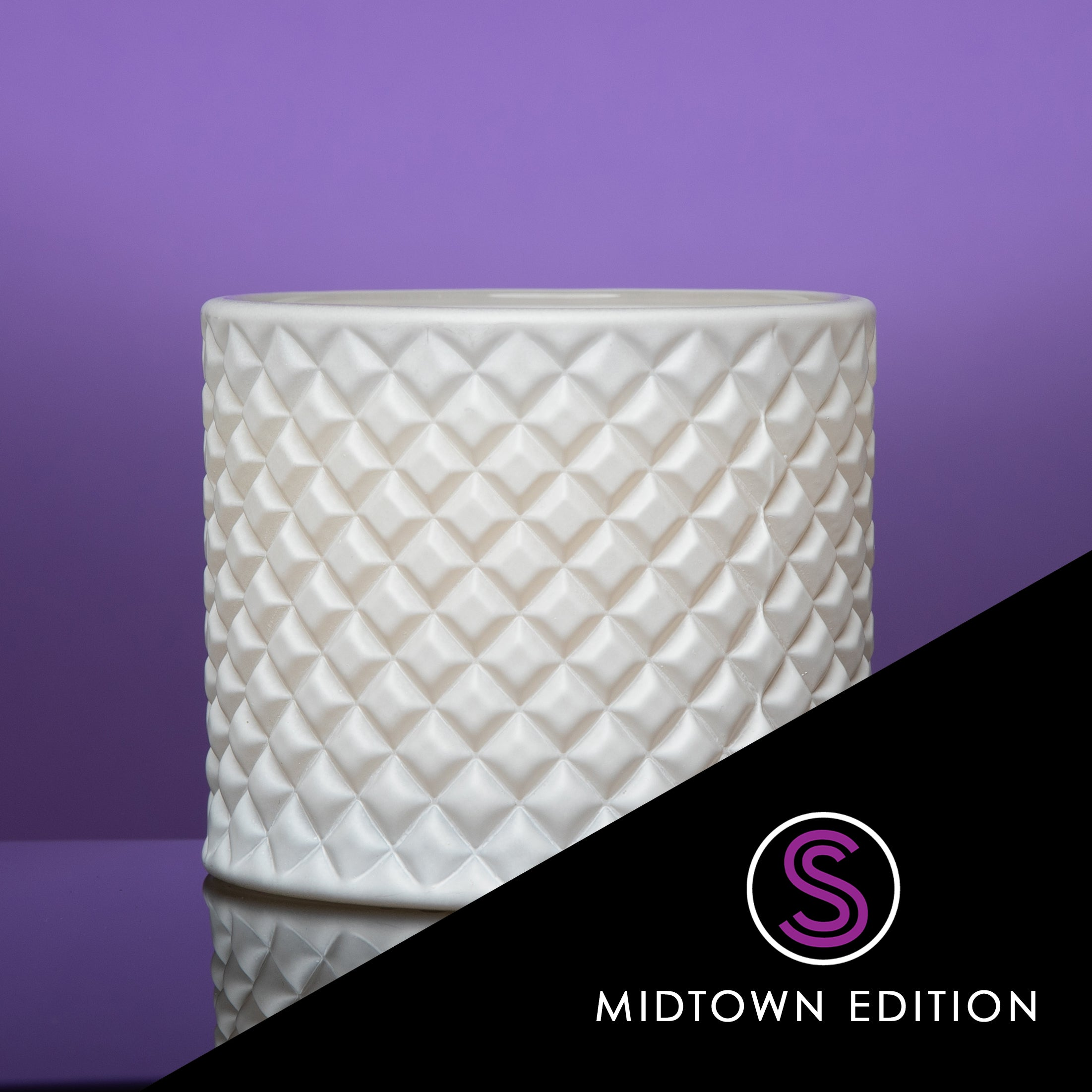 Midtown Edition-Luxury Vessel (White)