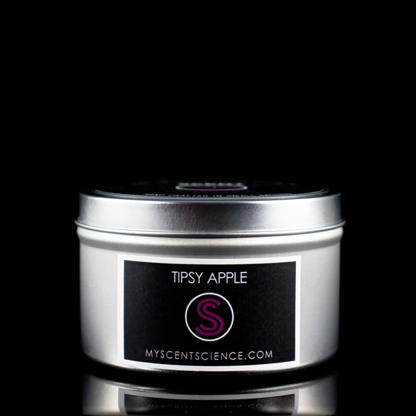 Tipsy Apple Travel Tin