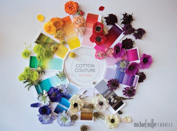 Michael Miller ~ Cotton Couture Solids