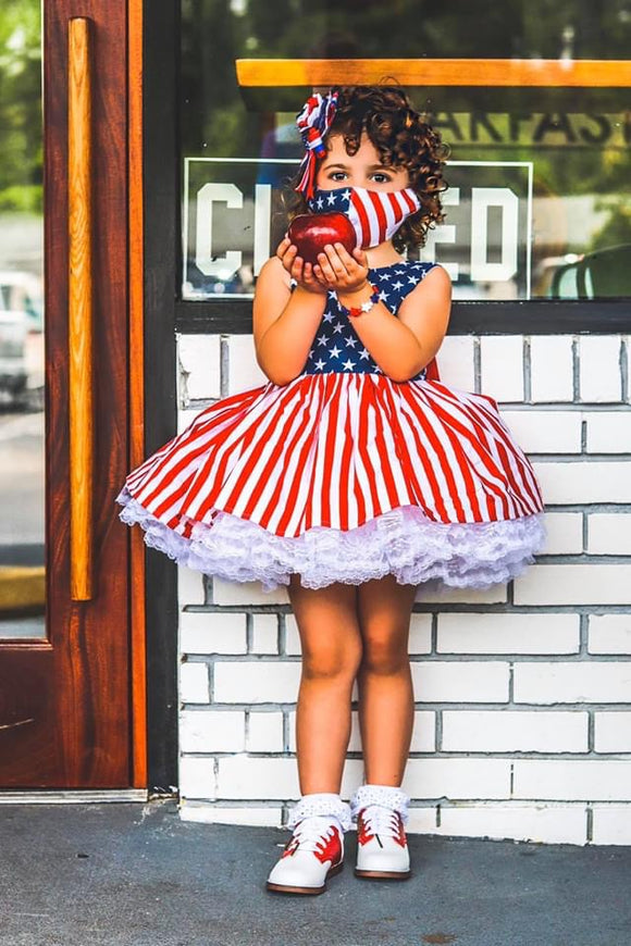 Vintage Couture God Bless America ~ Pre-Order