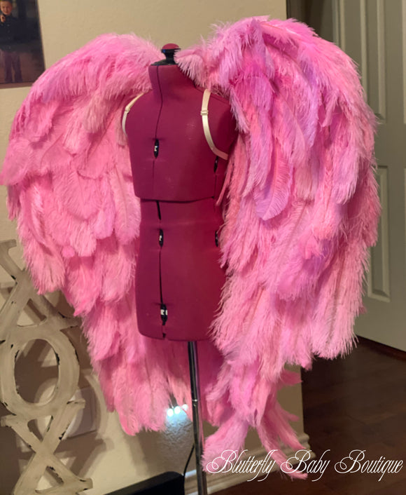 Couture Child Angel Wings