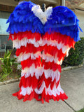 Couture Wings God Bless America ~ Rental Only~