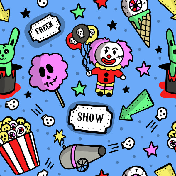 Freak show adults shorts