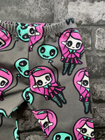 Ghoul friend kids leggings