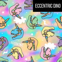 Big kid Eccentric dino leggings