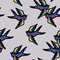 Men's tee - Swallows