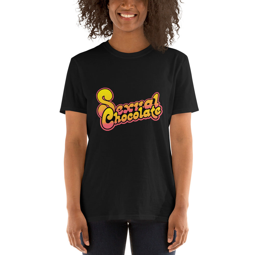 Sexual Chocolate T-Shirt pink