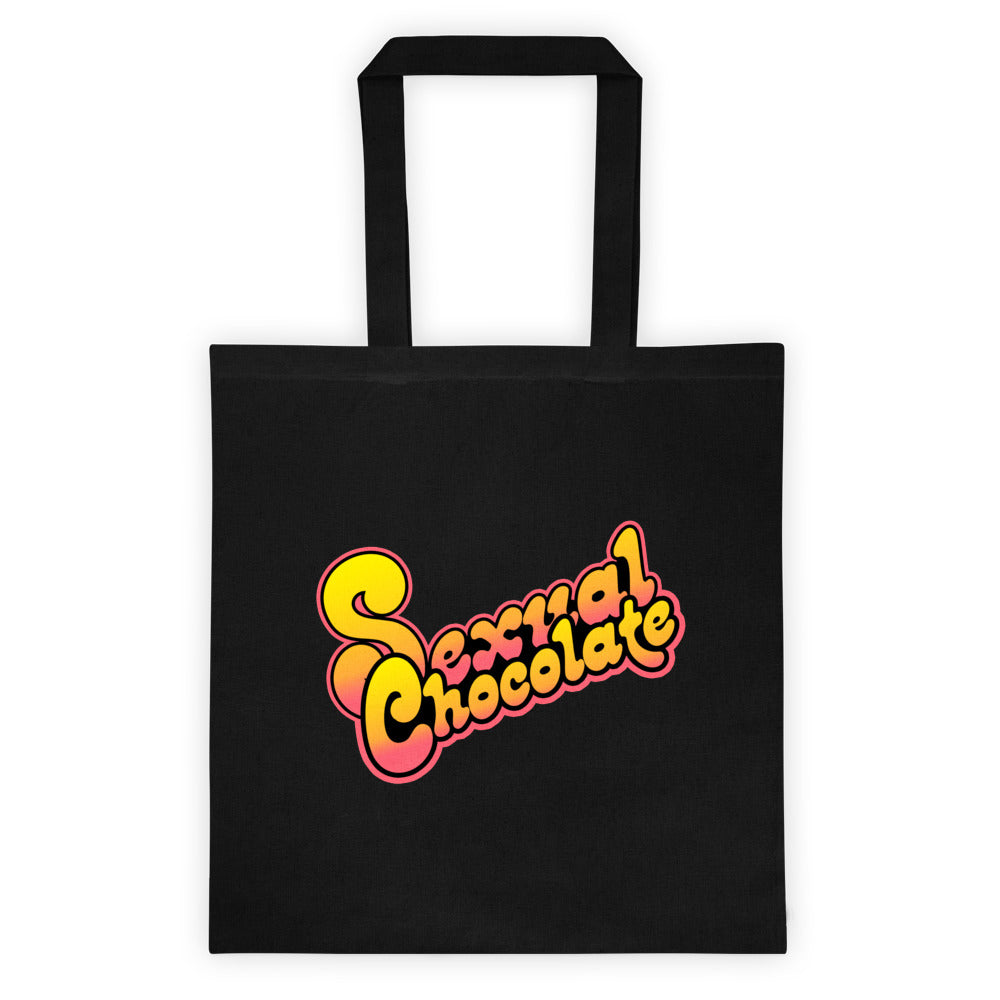 Sexual Chocolate Tote bag