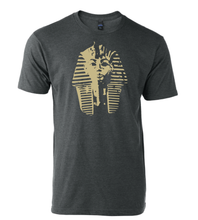 Load image into Gallery viewer, Metallic Gold Deathmask Tee