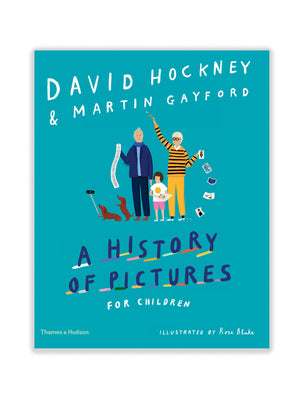 A History of Pictures for Children的封面
