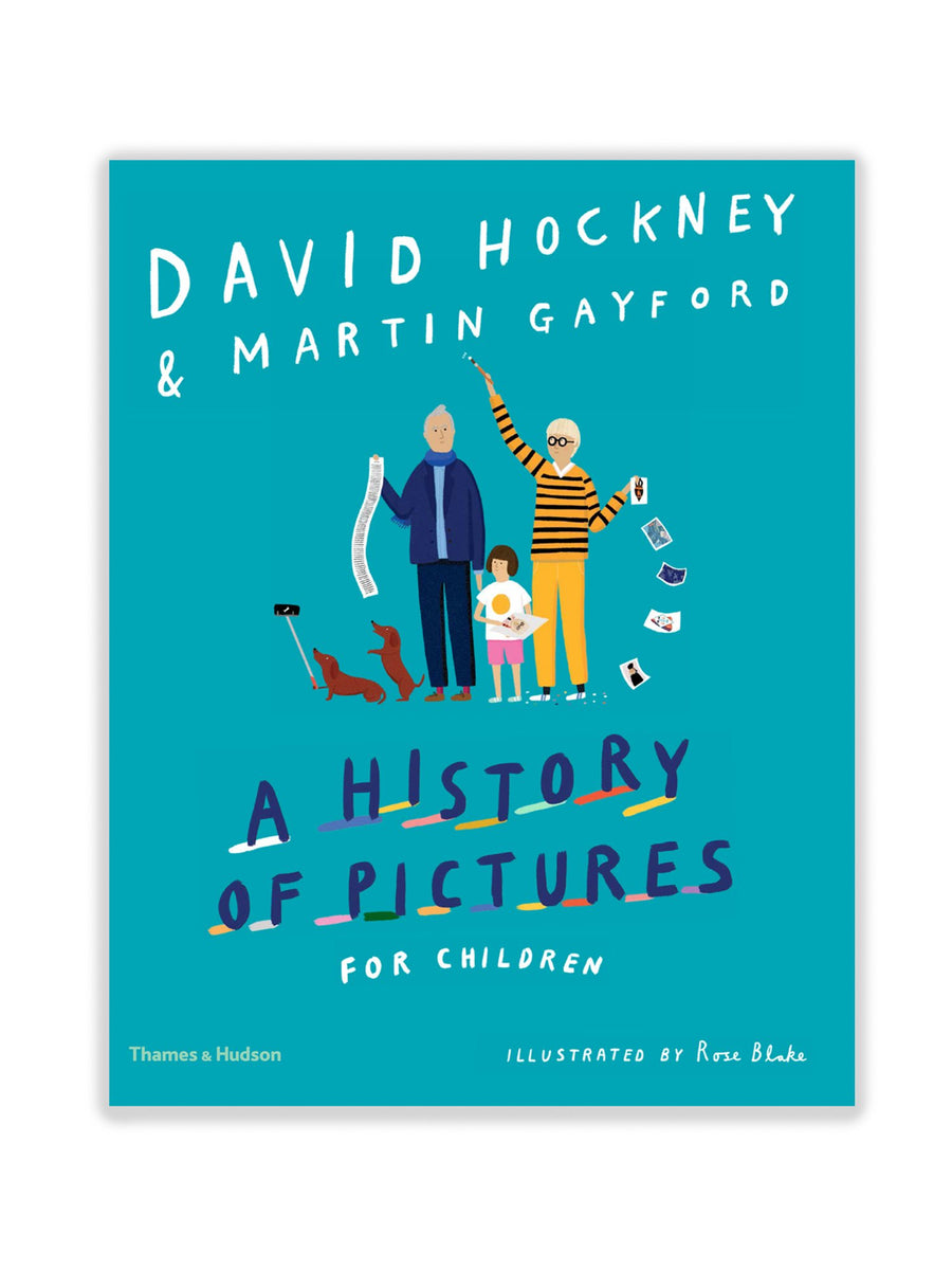 Cover of A History of Pictures for Children