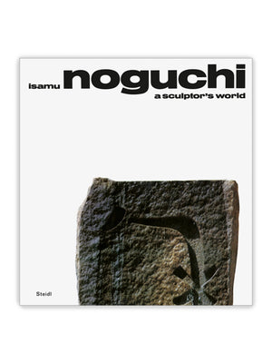 Cover of Isamu Noguchi: A Sculptor's World