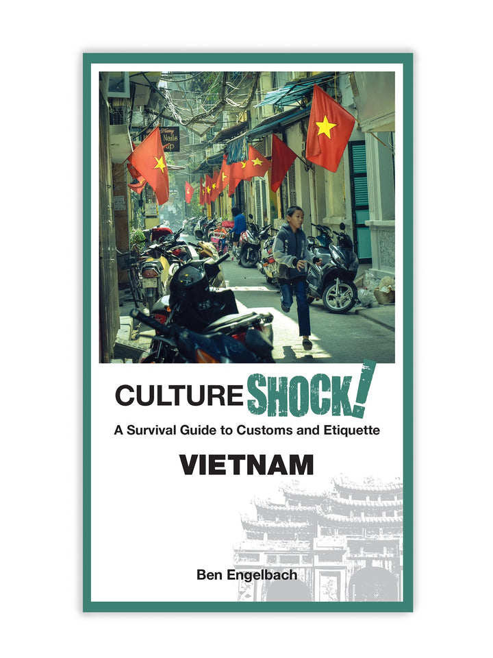 Cover of Cultureshock! Vietnam