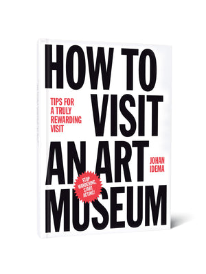 How to Visit an Art Museum的封面