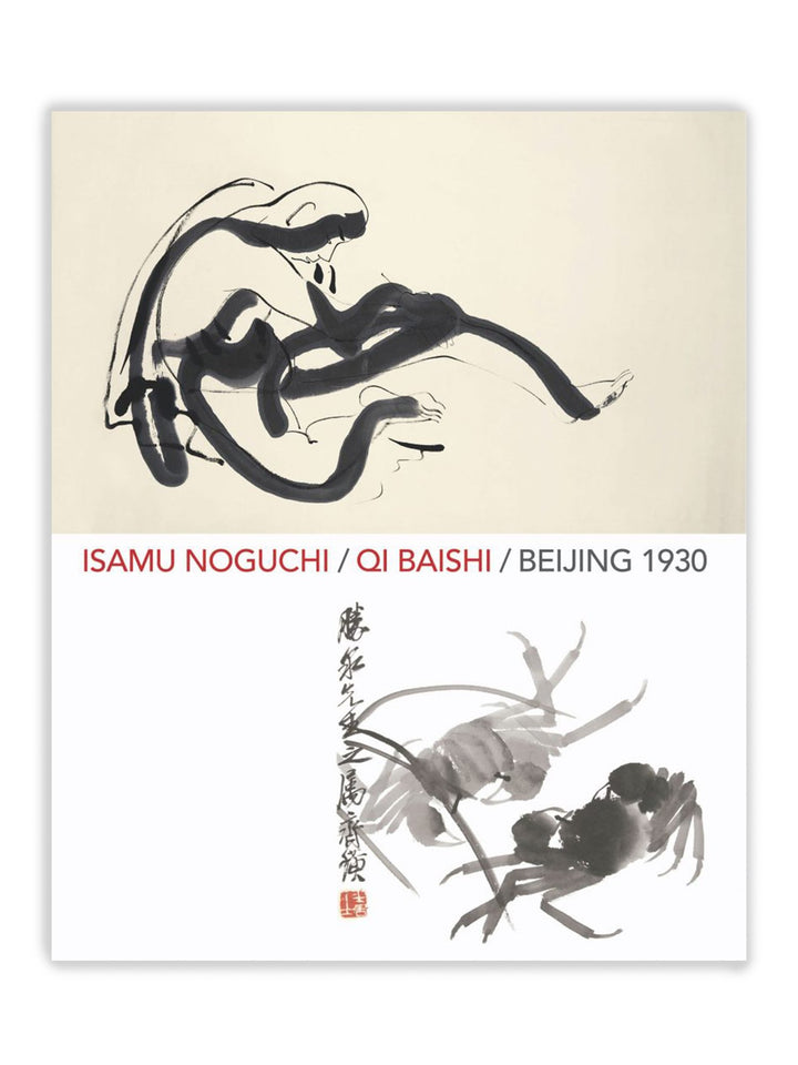 Isamu Noguchi and Qi Baishi: Beijing 1930 | M+ Shop | Art books