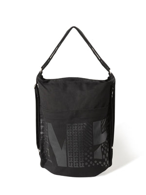 Front of M+ Multi-way Tote Bag