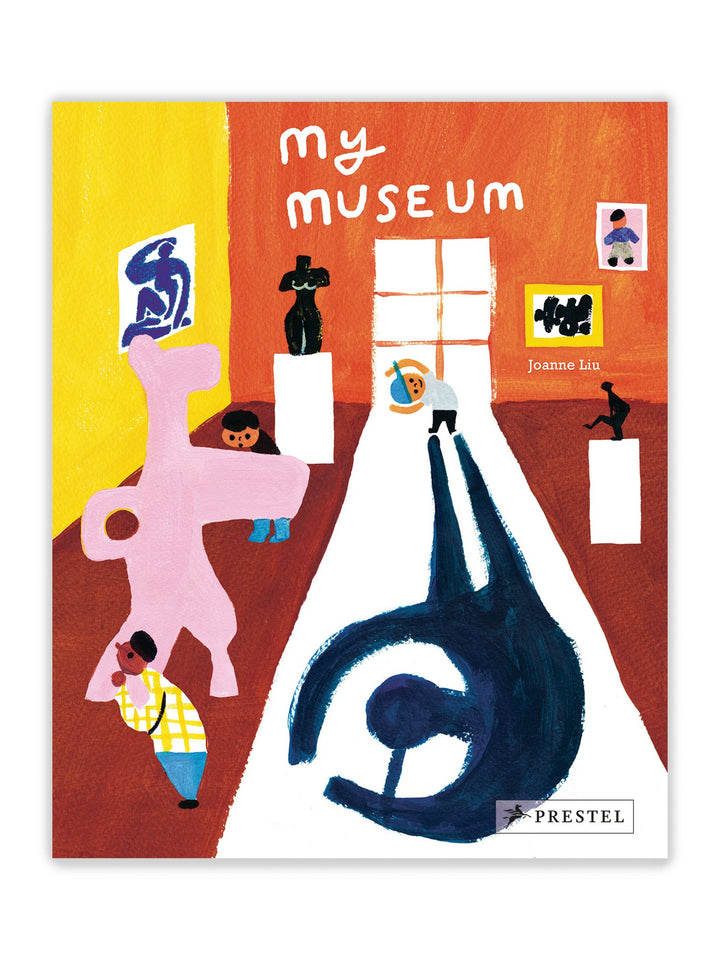 Cover of My Museum
