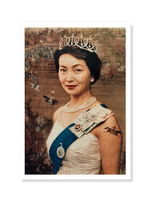 Holly Lee - 'The Great Pageant Show' postcard | M+ Shop | M+ Collections | Hong Kong Artist