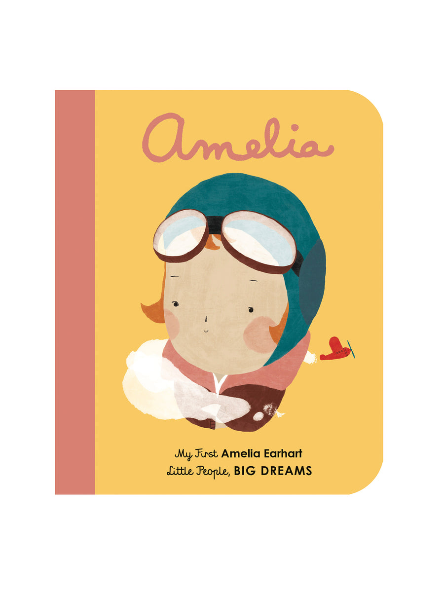 Amelia Earhart: My First Amelia Earhart | M+ Shop | Selected Children's Books