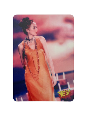 Anita Mui Yes Card | YES卡──梅艷芳