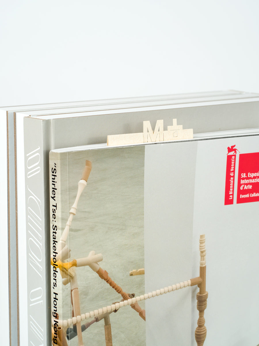 Shirley Tse: Negotiated Differences 3D notepad | M+ Shop | Exhibition Special | Collaboration with Artist