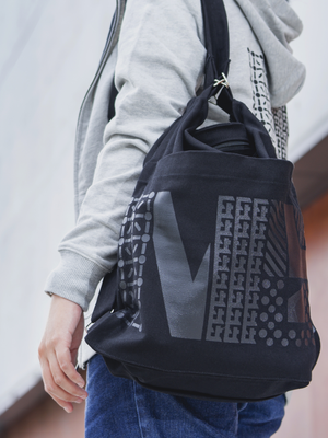 M+ Multi-way Tote Bag | M+ 多用途手提袋