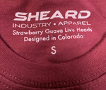 Strawberry Guava Live Heads (Long Sleeve)