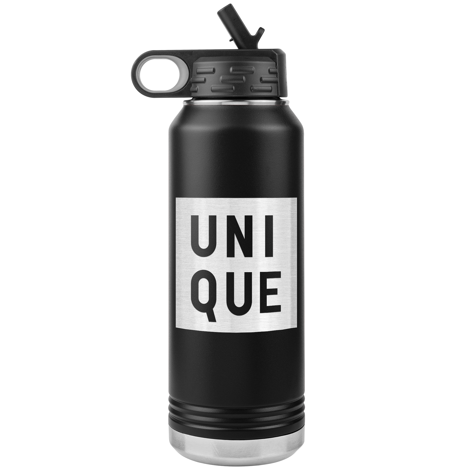 Unique (32oz Stainless Steel Tumbler)