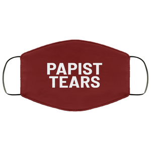 Papist Tears (Face Mask)