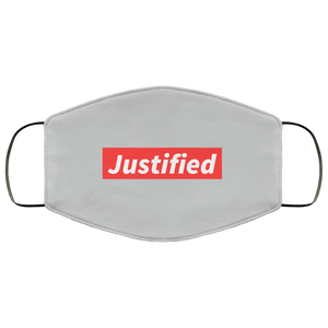Justified  (Face Mask)
