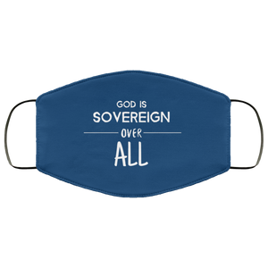 Sovereign Over All (Face Mask)