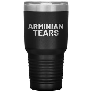 Arminian Tears (30oz Stainless Steel Tumbler) - SDG Clothing