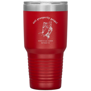 Beware False Teachers (30oz Stainless Steel Tumbler) - SDG Clothing