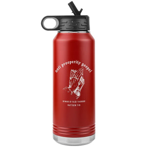 Beware False Teachers (32oz Stainless Steel Tumbler) - SDG Clothing