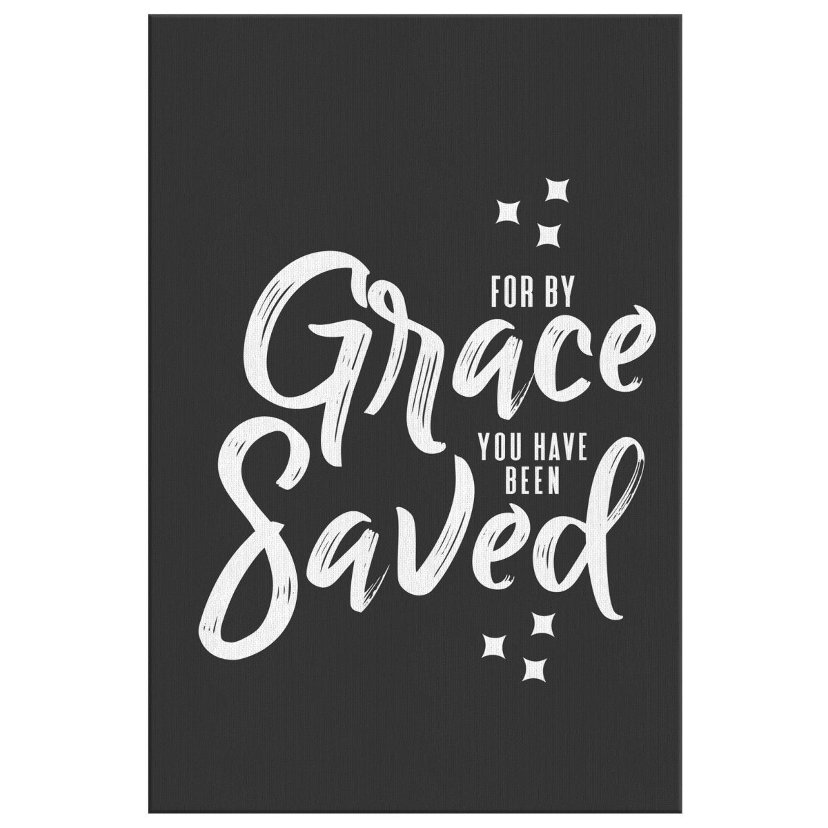 For by Grace (Gallery Canvas) - SDG Clothing
