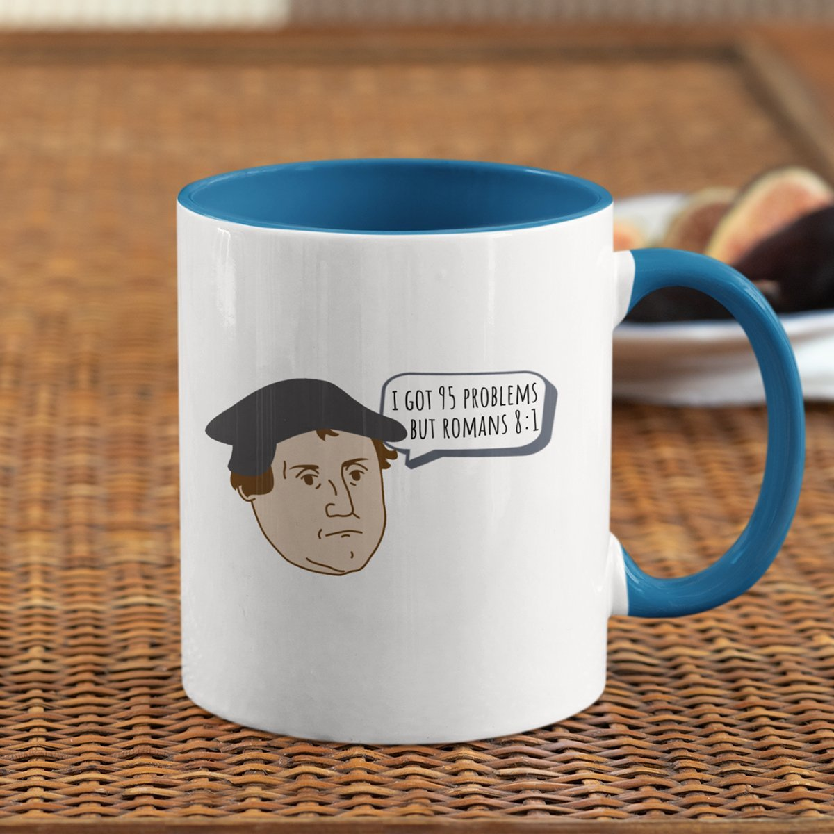 I Got 95 Problems (11oz Accent Mug) - SDG Clothing