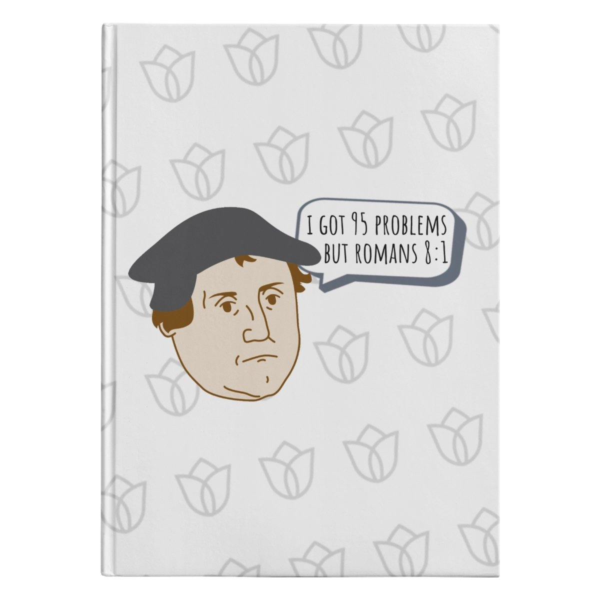 I Got 95 Problems (150 Page Hardcover Journal) - SDG Clothing