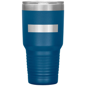 Justified (30oz Stainless Steel Tumbler) - SDG Clothing