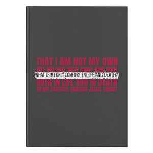 My Only Comfort (150 Page Hardcover Journal) - SDG Clothing