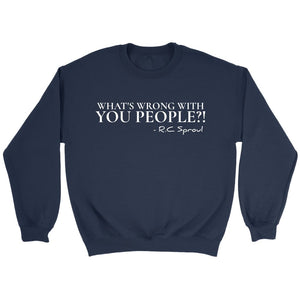 What's Wrong With You People (Mens) - SDG Clothing