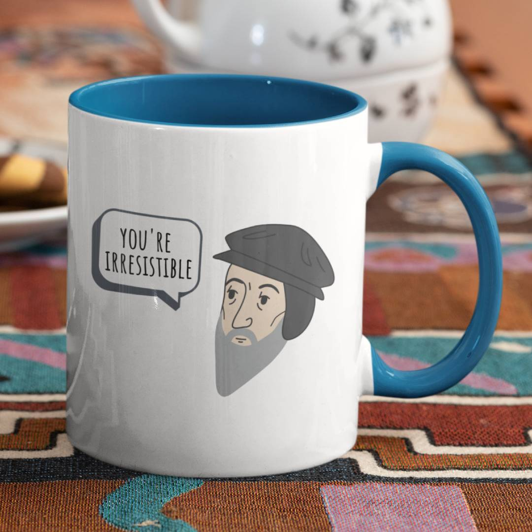 You're Irresistible (11oz Accent Mug) - SDG Clothing