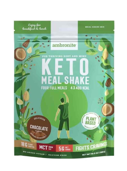 Ambronite Keto Meal Shake