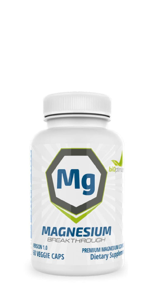 BiOptimizers Magnesium Breakthrough