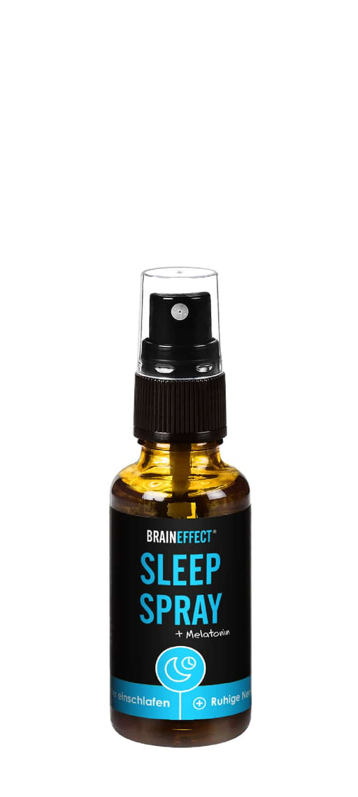 BrainEffect Sleep Melatonin Spray