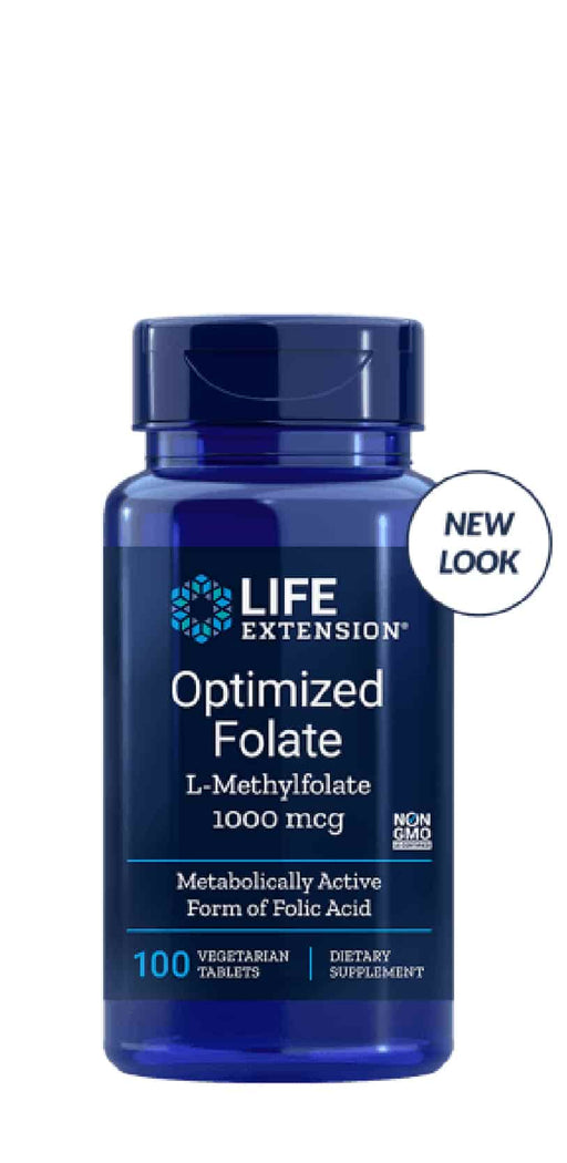 Optimized Folate (L-Methyl Folate)