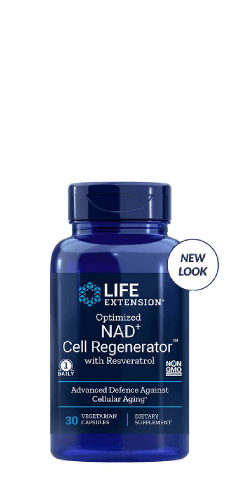 Life Extension NAD+ Cell Regenerator