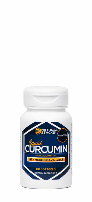Natural Stacks Curcumin