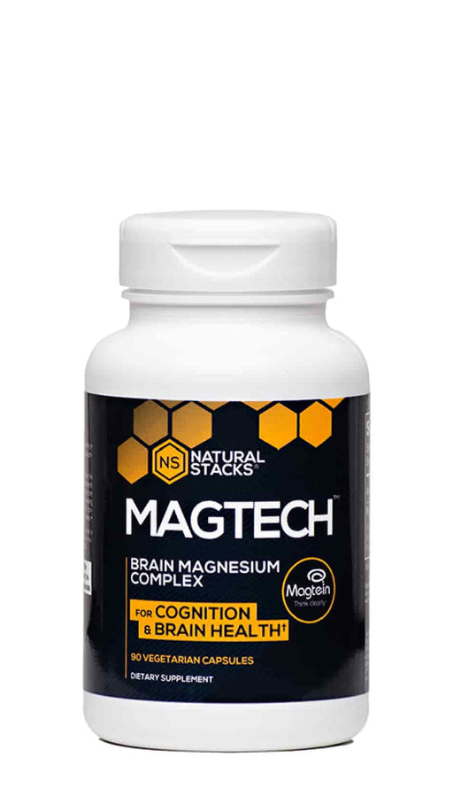 MagTech Magnesium Supplement