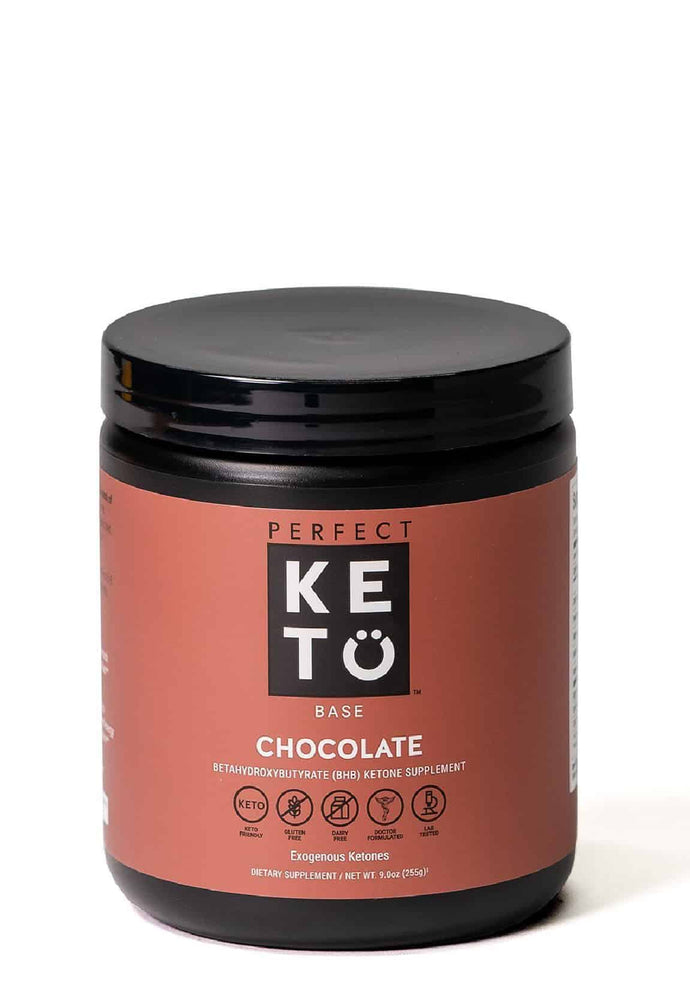 Exogenous Ketone Base Chocolate